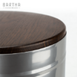 lábtartó-fém-rozsdamentes-acél-tölgy-tölgyfa-modern-design-dizájn-lakberendezés-kézzel-készített-handmade-barthahandmade