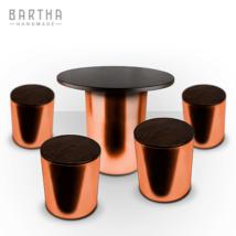 dohányzóasztal-puff-ülőke-hokedli-kisasztal-szett-kollekció-összeállítás-fém-réz-vörösréz-tölgy-tölgyfa-modern-design-dizájn-minimal-lakberendezés-kézzel-készített-handmade-barthahandmade