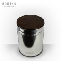 puff-ülőke-hokedli-kisasztal-fém-rozsdamentes-acél-tölgy-tölgyfa-modern-design-dizájn-lakberendezés-kézzel-készített-handmade-barthahandmade