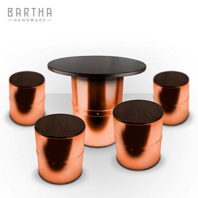 dohányzóasztal-puff-ülőke-hokedli-kisasztal-szett-kollekció-összeállítás-fém-réz-vörösréz-tölgy-tölgyfa-modern-design-dizájn-lakberendezés-kézzel-készített-handmade-barthahandmade