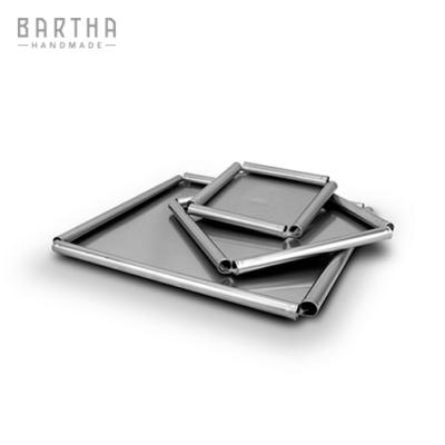 gyertyatartó-gyertyatálca-szett-kollekció-összeállítás-fém-rozsdamentes-acél-modern-design-dizájn-lakberendezés-kézzel-készített-handmade-barthahandmade