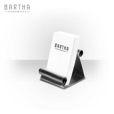 névjegykártyatartó-névjegytartó-fém-rozsdamentes-acél-modern-design-dizájn-lakberendezés-kézzel-készített-handmade-barthahandmade