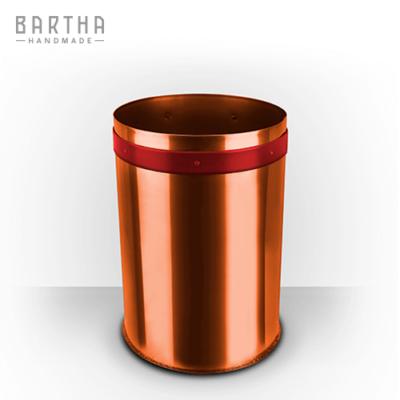 32liter-szelektív-hulladékgyűjtő-szeméttároló-szemetes-kuka-fém-réz-vörösréz-modern-design-dizájn-lakberendezés-veszélyes-piros-kézzel-készített-handmade-barthahandmade