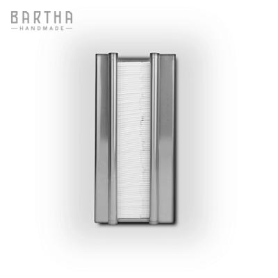 zsebkendőtartó-zsepitartó-fém-rozsdamentes-acél-modern-design-dizájn-lakberendezés-kézzel-készített-handmade-barthahandmade